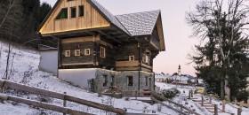 Das Bauernhaus der Ferienhäuser Gerhart