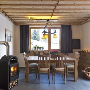 Wohnküche für gemütliche Stunden