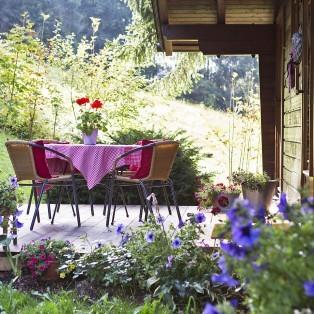 Sommeridylle im Ferienhaus in Haus im Ennstal