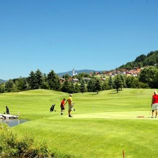 Golf Haus im Ennstal-GC Dachstein-Tauern-Huber Bernd