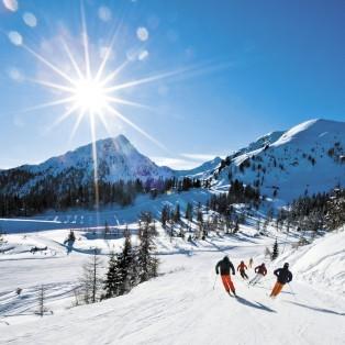 Sonnenskilauf-Schladming-Dachstein