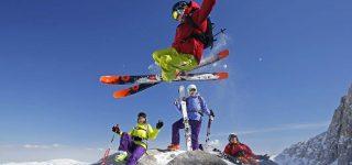 Skifahren in Schladming-Dachstein