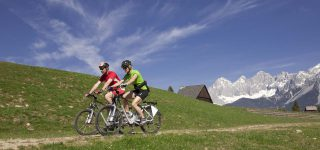 E-Mountainbike-Tour