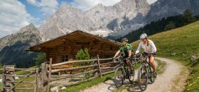 E-Mountainbike-Tour Schladming-Dachstein