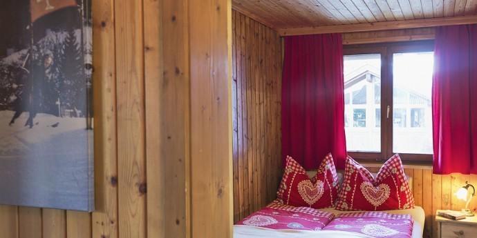 Schlafzimmer Wohnung 4