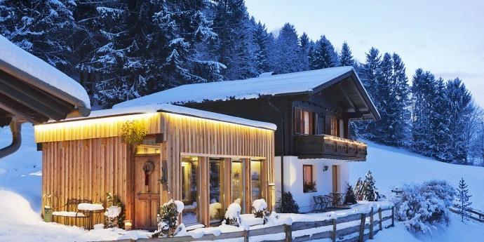 Sauna-Haus für unsere Gäste