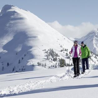 Schneeschuhwandern in Schladming-Dachstein