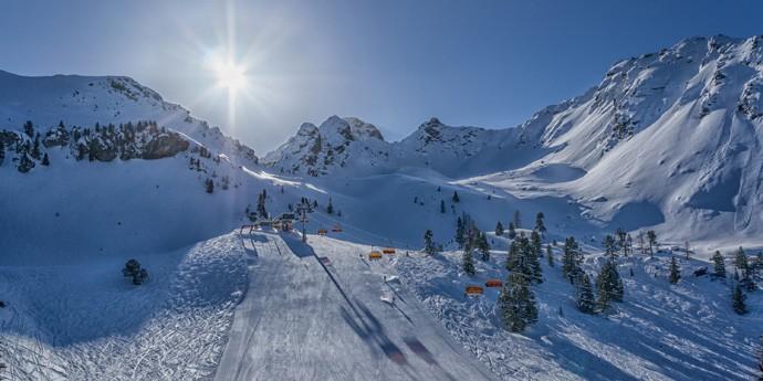 Hauser Kaibling Skigebiet