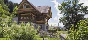 Bauernhaus der Ferienhäuser Gerhart