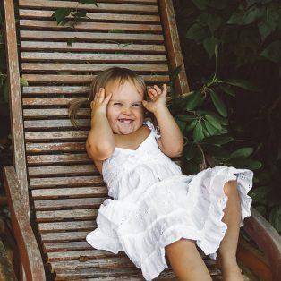 Urlaub mit Kind in den Ferienhäusern Gerhart