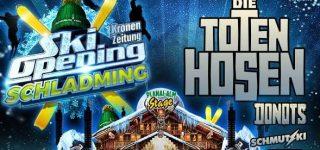 Toten Hosen - Ski Opening Schladming