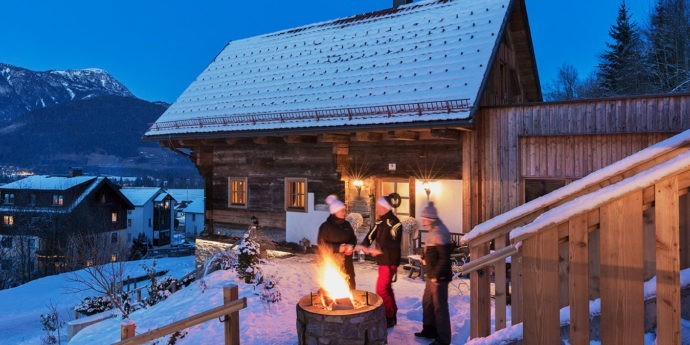 Ferienhaus für bis zu 12 Personen, Schladming-Dachstein