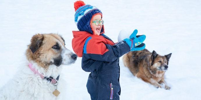 Urlaub mit Kind und Hund