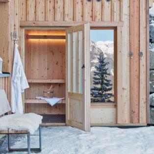 Ferienhäuser Gerhart mit Sauna