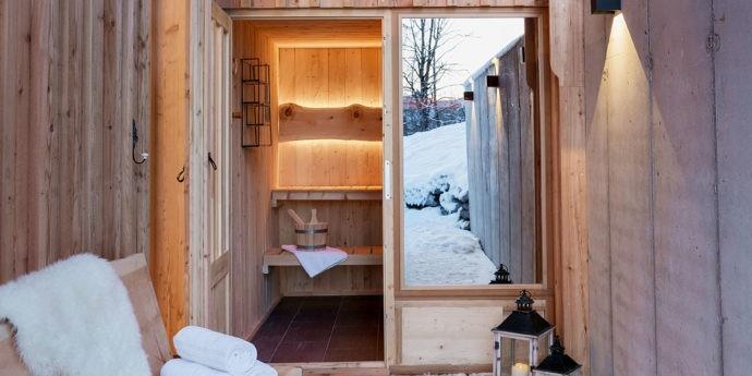 Ferienwohnung mit Sauna, Schladming-Dachstein