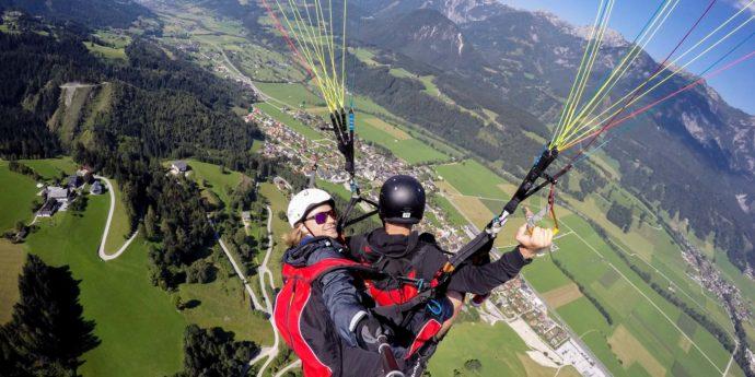 Paragliding Schladming-Dachstein